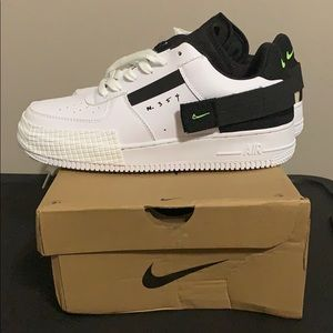 Nike Type 1 Air Forces Brand New